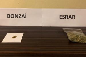 Jandarma uyuşturucu operasyonu: 4 gözaltı