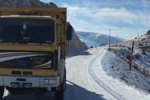 Kuzey İlçelerinde Kar Mücadelesi Devam Ediyor