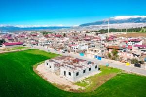 DULKADİROĞLU'NDAN BİR SOSYAL TESİSTE AKSU MAHALLESİNE