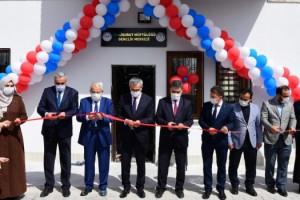 Başkan Güngör Gençlik Merkezi Açılışına Katıldı