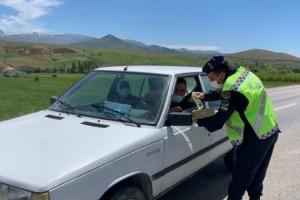 Jandarma trafik Ramazan Bayramı'nda sürücüleri uyardı