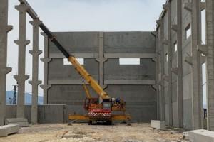 Kahramanmaraş'ta inşaattan düşen sıva ustası öldü