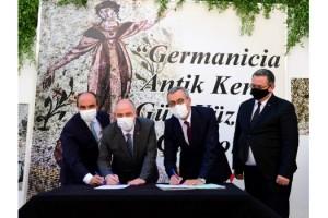 Germanicia'da Yeni Kazı Başladı