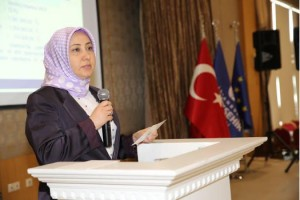 Feriha Mert, Ulaştırma ve Altyapı Bakanlığında genel müdür yardımcısı olarak atandı.