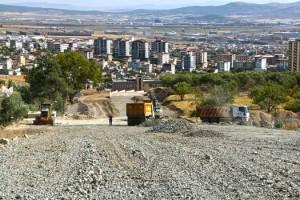 Dulkadiroğlu'nda Yeni Bulvar İnşa Ediliyor