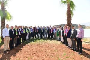 Başkan Mahçiçek, İl Teşkilatıyla EXPO Alanında Bir Araya Geldi