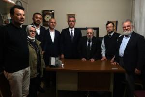 Karakoç'a Fahri Hemşehrilik Beratı Verildi…