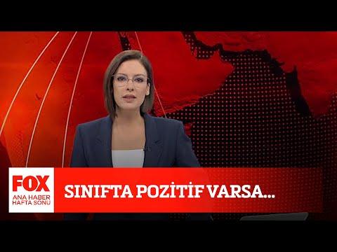 Sınıfta pozitif varsa... 11 Ekim 2020 Gülbin Tosun ile FOX Ana Haber Hafta Sonu