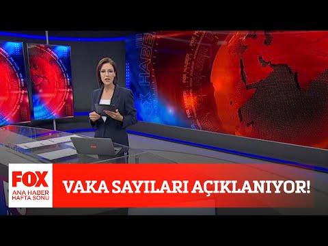 Vaka sayıları açıklanıyor! 11 Ekim 2020 Gülbin Tosun ile FOX Ana Haber Hafta Sonu