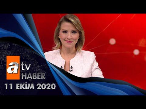 Atv Ana Haber   11 Ekim 2020