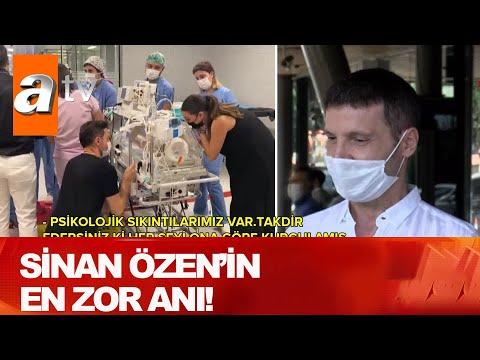 Sinan Özen'in en zor anı! - Atv Haber 17 Ekim 2020