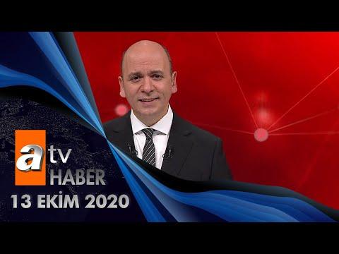 Atv Ana Haber | 13 Ekim 2020