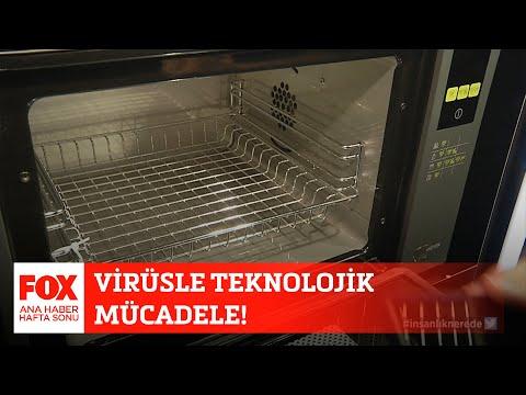 Virüsle teknolojik mücadele! 17 Ekim 2020 Gülbin Tosun ile FOX Ana Haber Hafta Sonu
