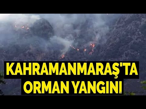 Kahramanmaraş ve Osmaniye yanıyor! #MaraşYanıyor #OsmaniyeYanıyor