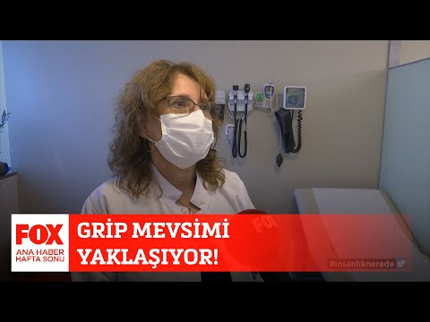 Grip mevsimi yaklaşıyor! 17 Ekim 2020 Gülbin Tosun ile FOX Ana Haber Hafta Sonu
