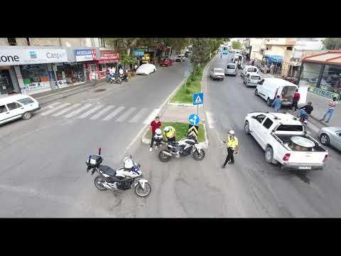 Kahramanmaraş'ta motorsikletçilere şok denetim!