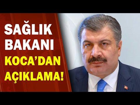 Sağlık Bakanı Fahrettin Koca Açıkladı! / A Haber