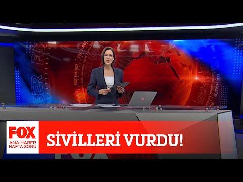 Sivilleri vurdu... 11 Ekim 2020 Gülbin Tosun ile FOX Ana Haber Hafta Sonu