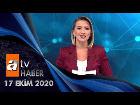 Atv Ana Haber | 17 Ekim 2020