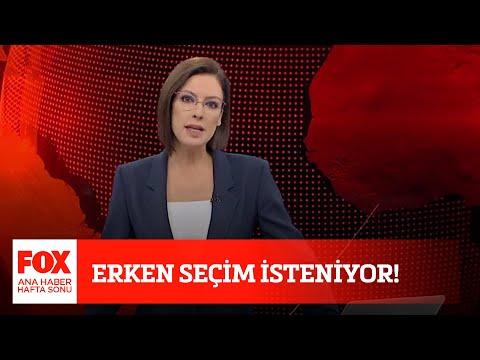 Erken seçim isteniyor... 11 Ekim 2020 Gülbin Tosun ile FOX Ana Haber Hafta Sonu