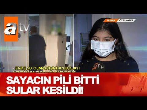 2020 Ankarası'nda susuzluk! - Atv Haber 17 Ekim 2020